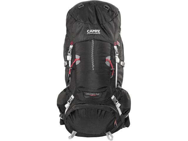 Klettergurt Campz : Campz mountain pro 42 10l rucksack schwarz campz.de